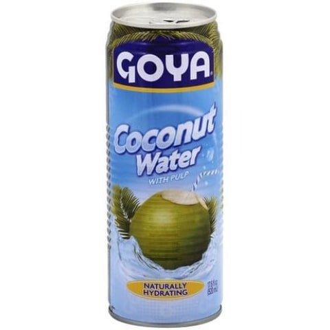 Coconut Water w/ Pulp, Goya