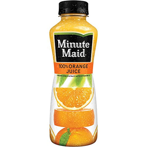 Orange Juice Minute Maid