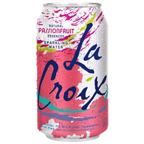 La Croix Water, Passion Fruit