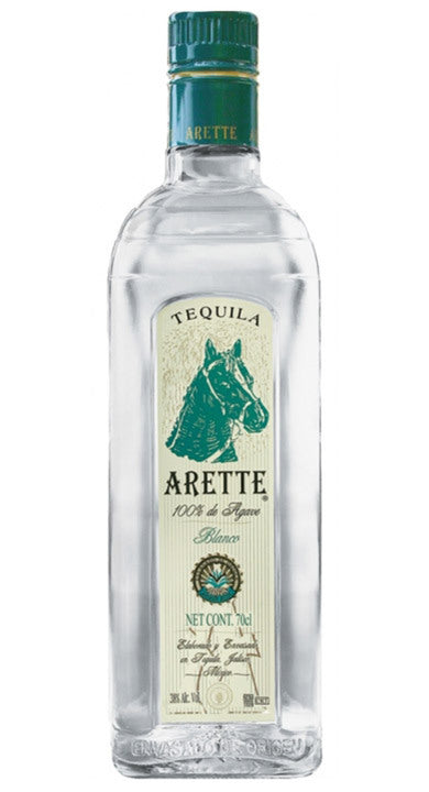 Tequila Arette Blanco 100% Agave - 750ml