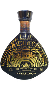Tequila Burgues Azteca Extra Añejo 100% Agave - 750ml
