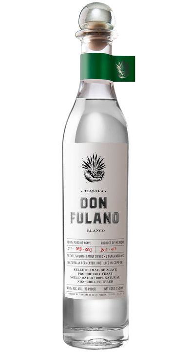Tequila Don Fulano Blanco - 100% Agave 700ml