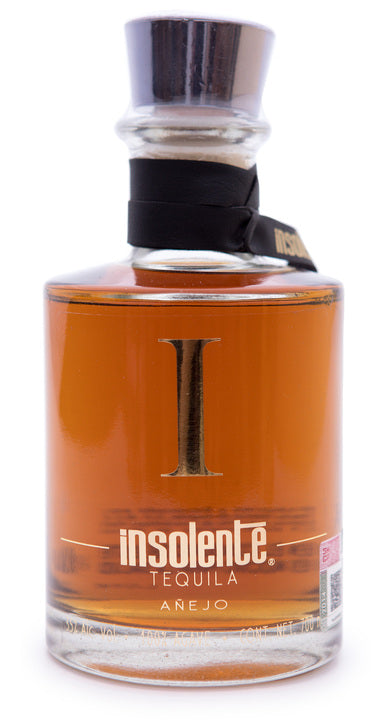 Tequila Insolente Añejo 100% Agave - 750ml