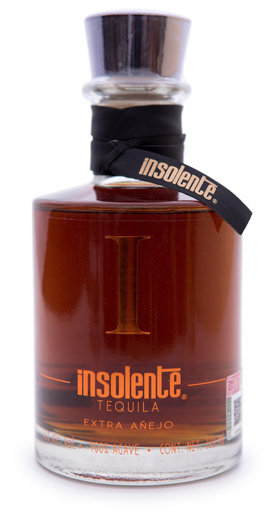 Tequila Insolente Extra Añejo 100% Agave - 750ml
