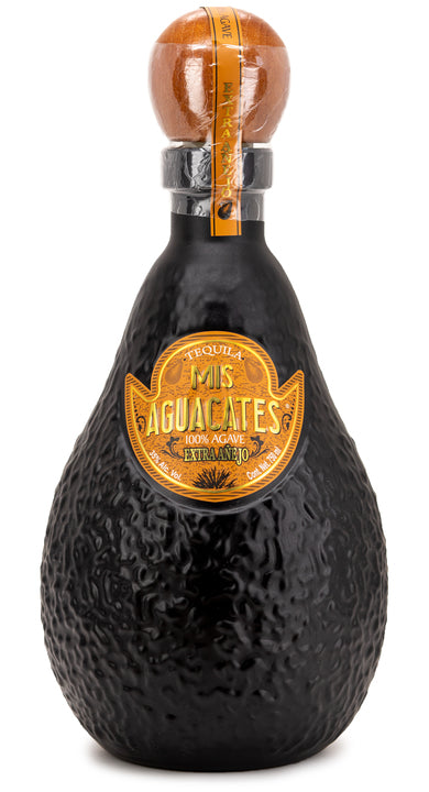 Tequila Mis Aguacates Extra Añejo 100% Agave - 750ml