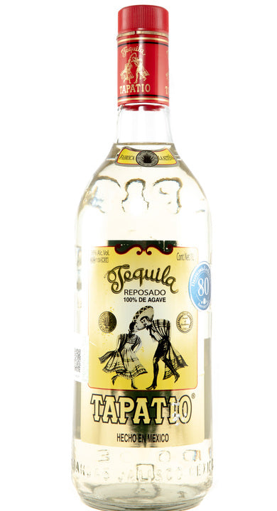 Tequila Tapatio Reposado - 100% Agave 1L