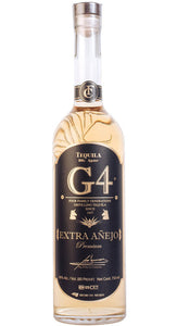Tequila G4 Extra Añejo 100% Agave - 750ml