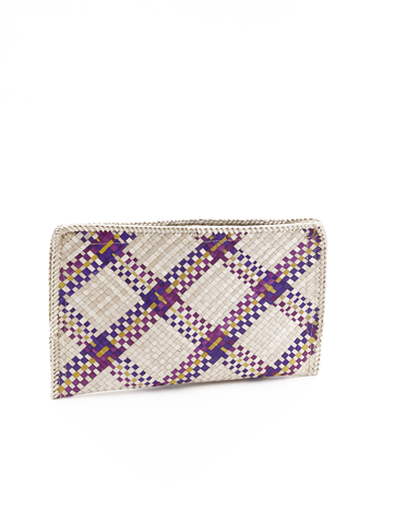 Straw wallet