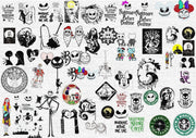 37K Mega Files Cartoons SVG Bundle