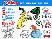 75+ Dr Seuss SvG Bundle