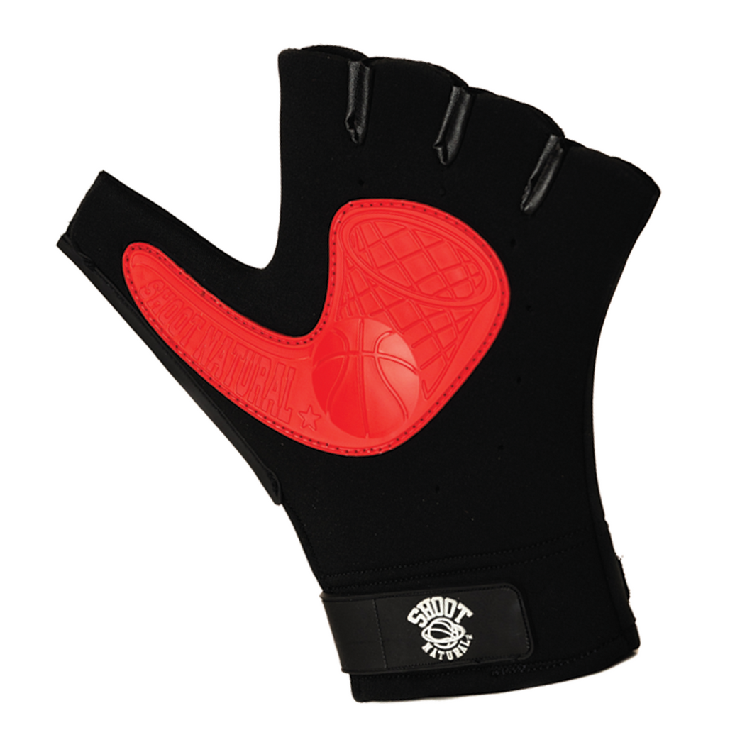 The Original Shoot Natural™ Glove, basketball shooting glove, shoot natural