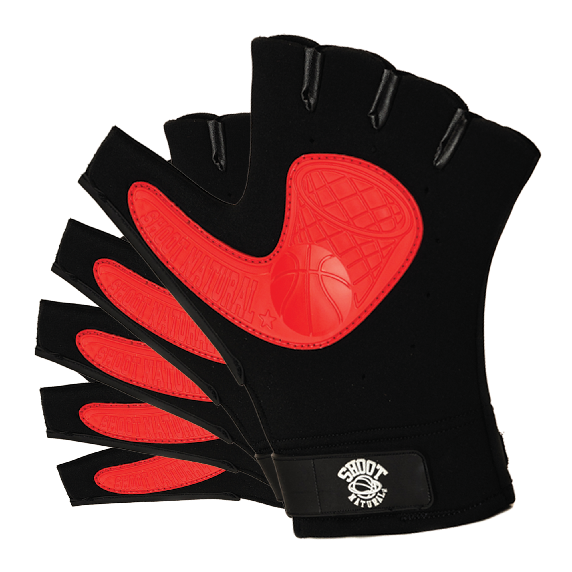 5 Shoot Natural™ Gloves - Team Special
