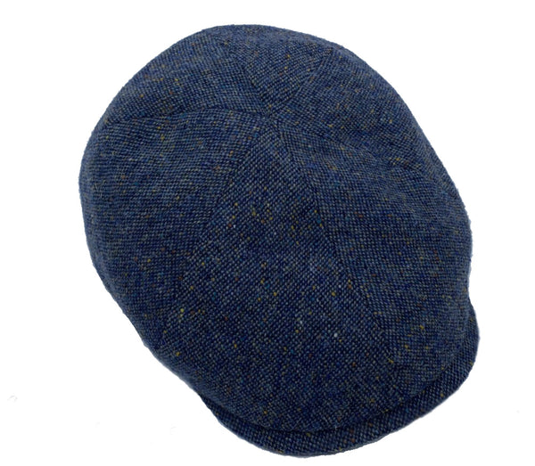 Duck Cap Donegal Tweed