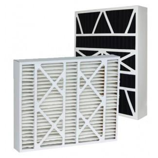 16x25x5 Honeywell F100B1016  Air Filter