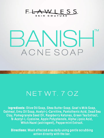 Banish™ Acne Control Bars - Evolutionary Muse