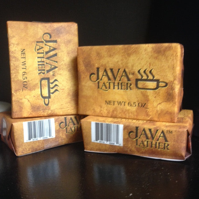 Java Lather™ Jumbo 3-pack - Evolutionary Muse