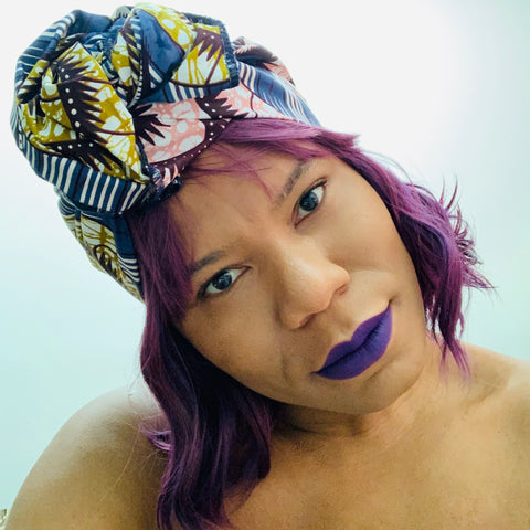 "Zsa Zsa ""Easy Headwrap"""