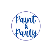 Paint and Party Indy Logo