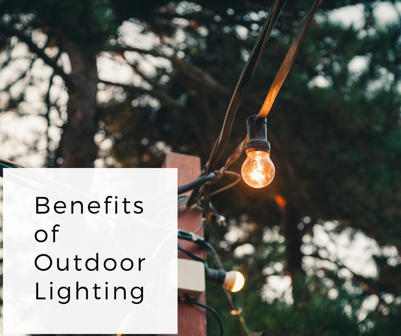 The Benefits of Outdoor Lighting