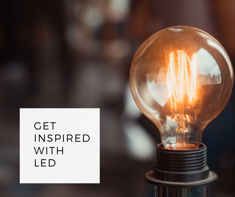 Get Inspired with LED