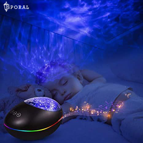 Galaxy Ceiling Night Projector Light