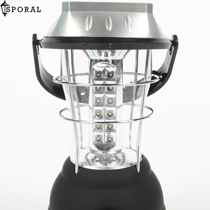 """4 Ways to Power"" Functional Lantern"