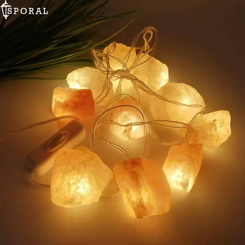 Himalayan Salt String Light