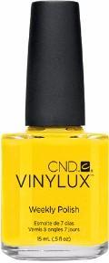CND Vinylux Polish - Bicycle Yellow