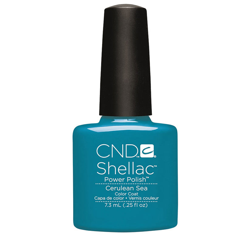 CND Shellac - Cerulean Sea