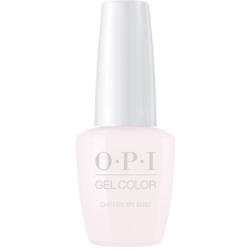 OPI Gel - Chiffon My Mind (GC T63)