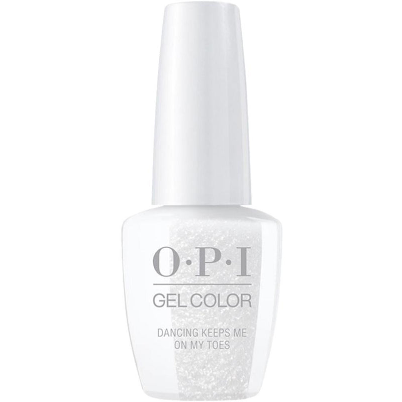 OPI Gel - Dancing Keeps Me On My Toes (GC K01)