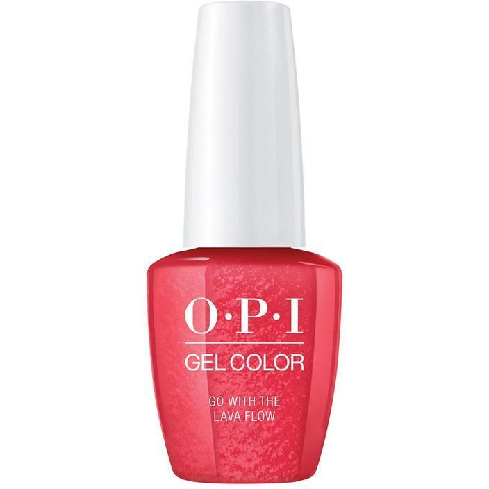OPI Gel - Go with the Lava Flow (GC H69)