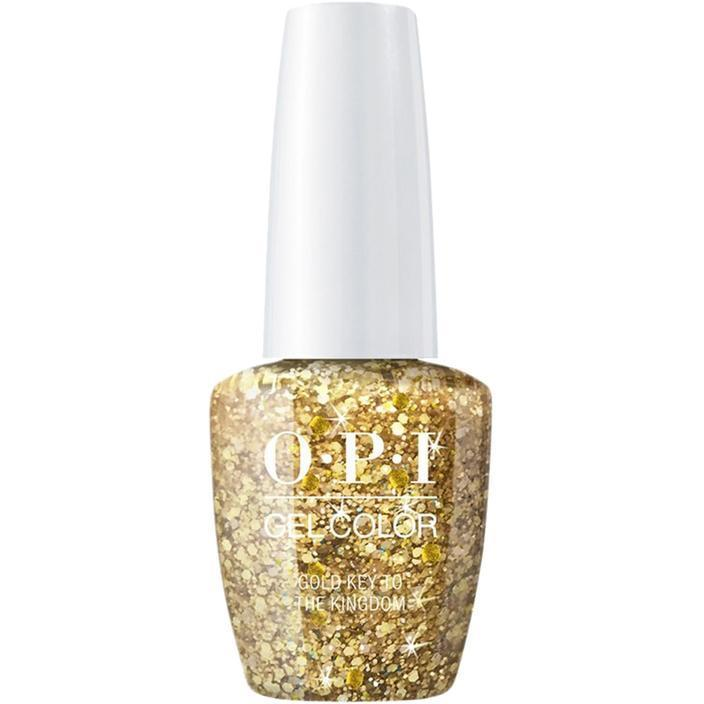 OPI Gel - Gold Key To The Kingdom (GC K13)