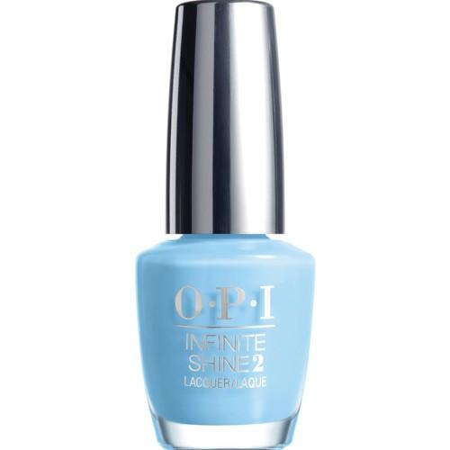 OPI Infinite Shine - To Infinity and Blue-Yond (L18)