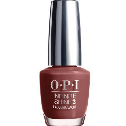OPI Infinite Shine - Linger Over Coffee (L53)