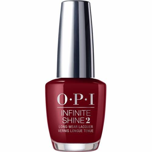 OPI Infinite Shine - Got The Blues For Red (LW52)