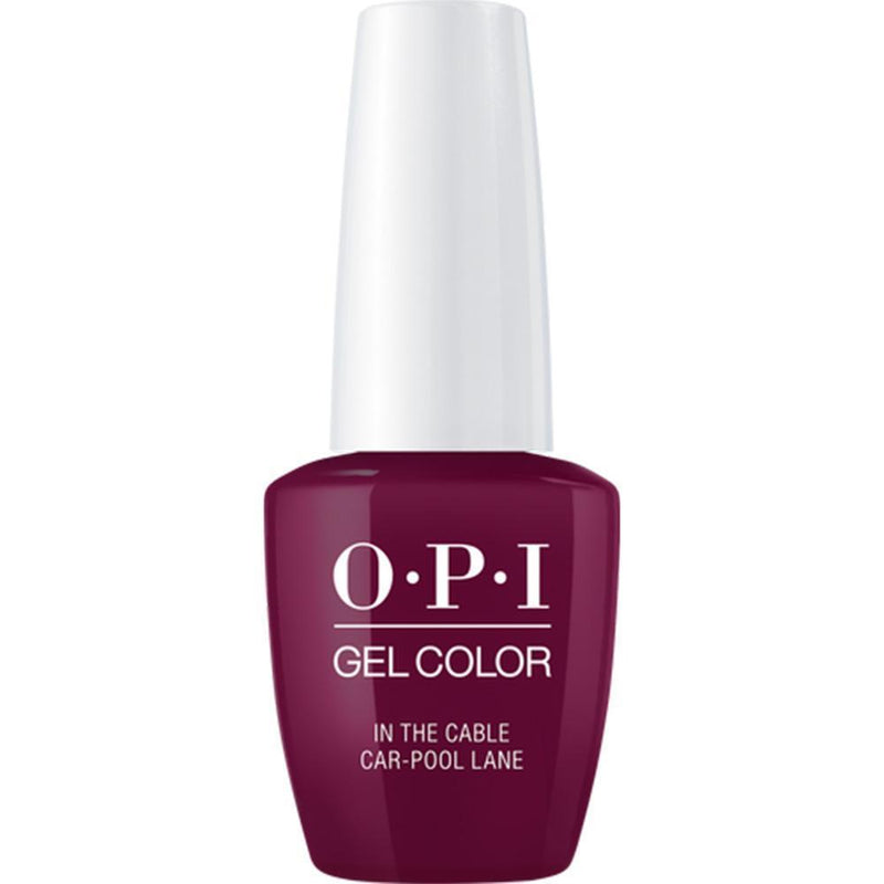 OPI Gel - In The Cable Car Pool Lane (GC F62)