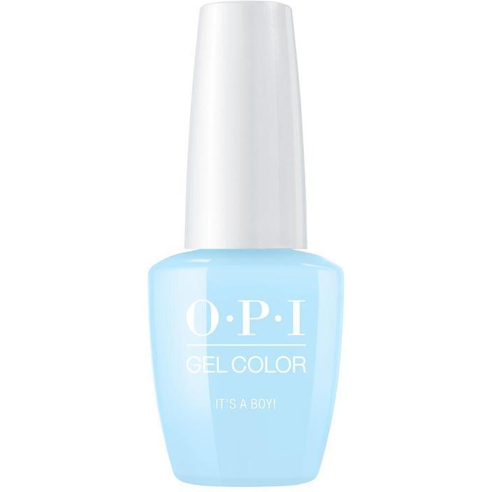OPI Gel - It's a Boy! (GC T75)