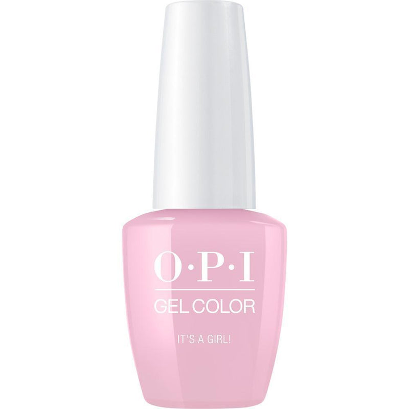 OPI Gel - It's a Girl (GC H39)