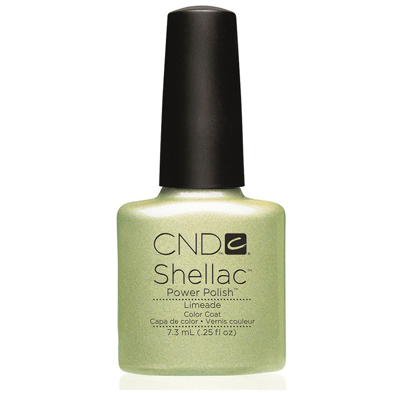 CND Shellac Limeade-Nail Supply UK