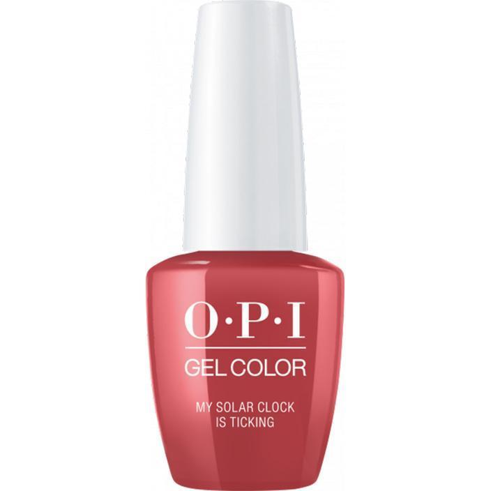 OPI Gel - My Solar Clock Is Ticking (GC P38)