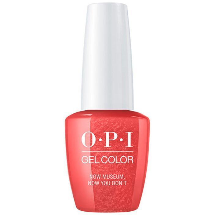 OPI Gel - Now Museum, Now You Don't (GC L21)