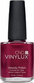 CND Vinylux Polish - Red Baroness