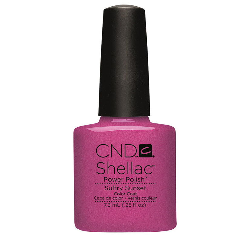 CND Shellac - Sultry Sunset