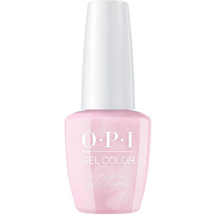 OPI Gel - The Color That Keeps On Giving (GC J07)