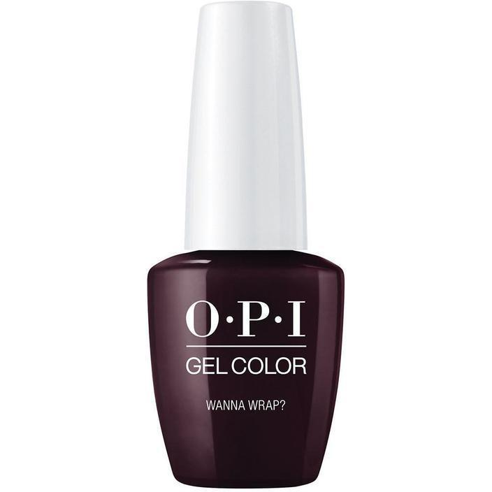 OPI Gel - Wanna Wrap? (GC J06)