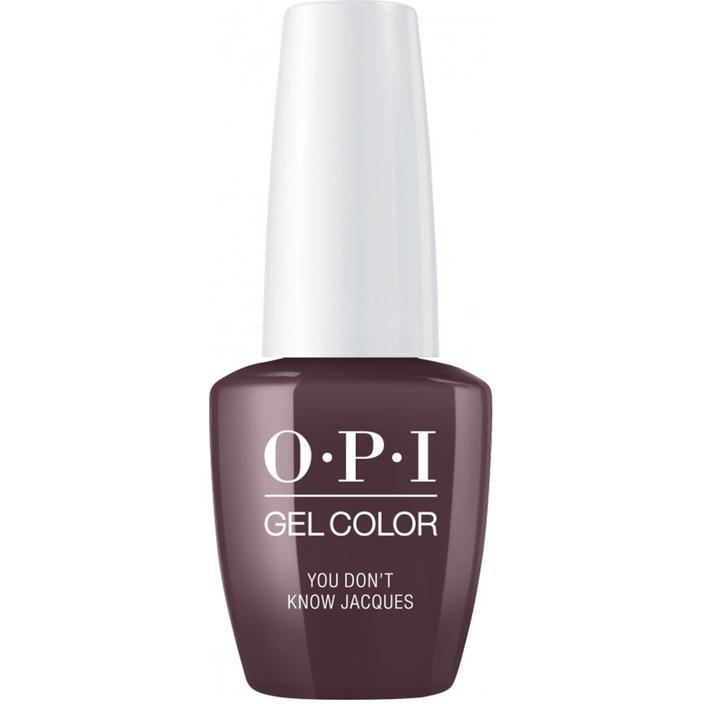 OPI Gel - You Dont Know Jacques (GC F15)