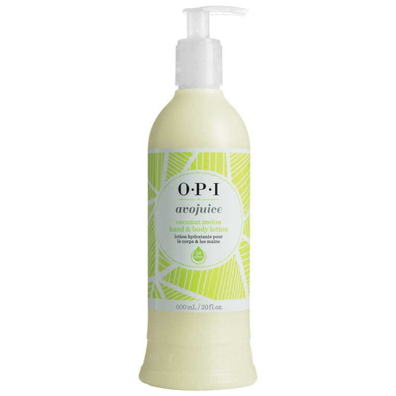 OPI Avojuice Lotion - Coconut Melon 600ml