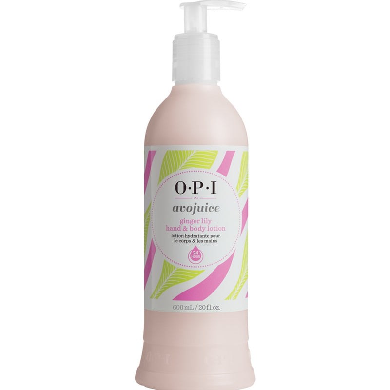 OPI Avojuice Lotion - Ginger Lily 600ml