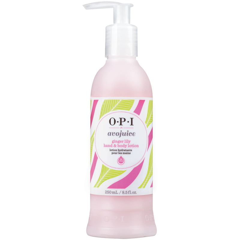 OPI Avojuice Lotion - Ginger Lily 250ml